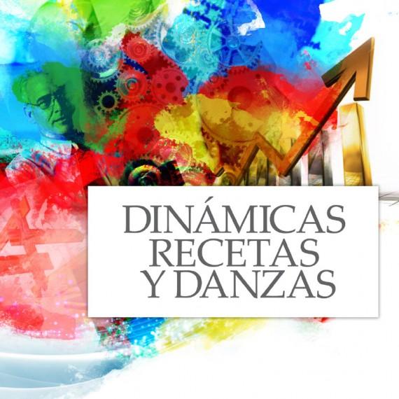 Dinámicas, Recetas y Danzas - autor Horacio Marchand