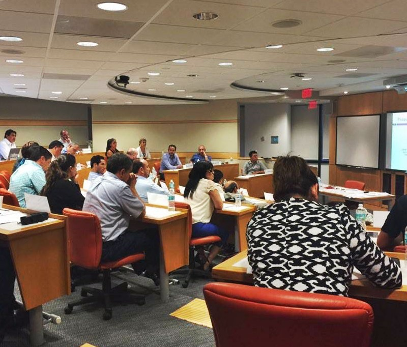 ESADE BUSINESS SCHOOL, CAMPUS MIAMI, Octubre 2015 - Horacio Marchand