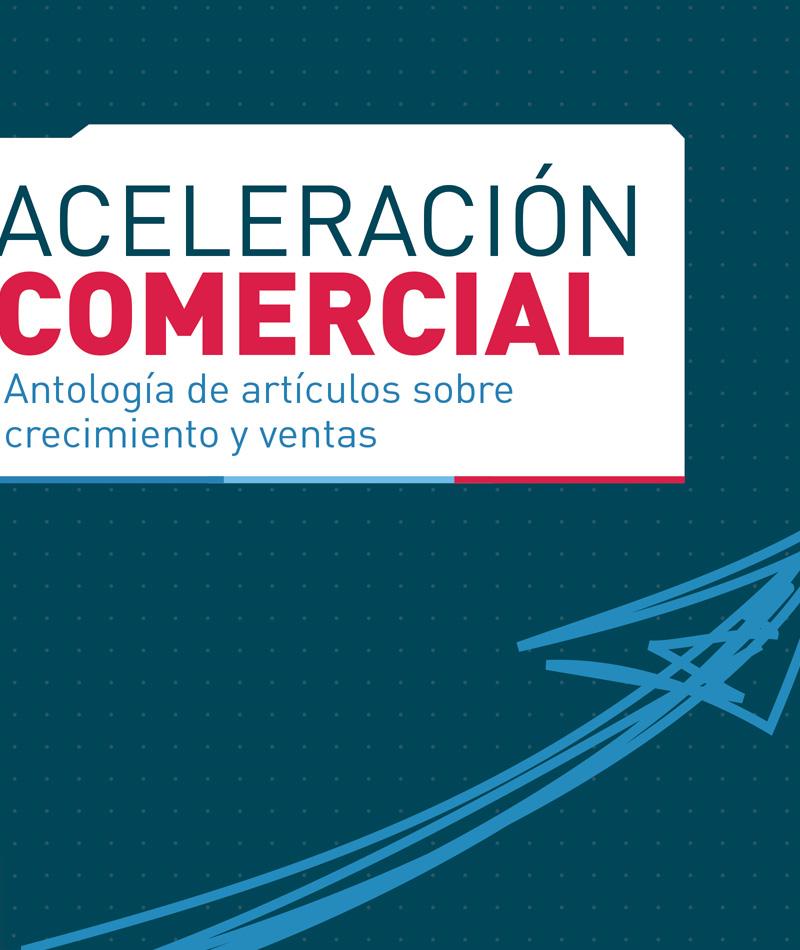 Aceleración Comercial - autor Horacio Marchand