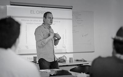 Experiencia en la academia - Horacio Marchand